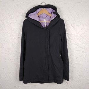 Lululemon Awareness Hooded Wrap Jacket